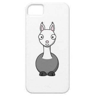 Adorable Cartoon Llama iPhone 5 Cover