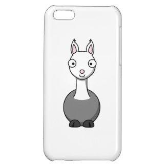 Adorable Cartoon Llama Case For iPhone 5C