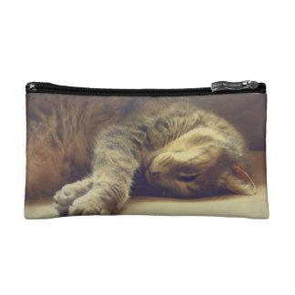 Adorable Cat Cosmetic Bag