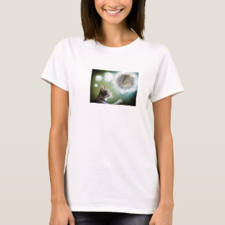 """Adorable Cat """"Lovers"""" T Shirt 3X"""