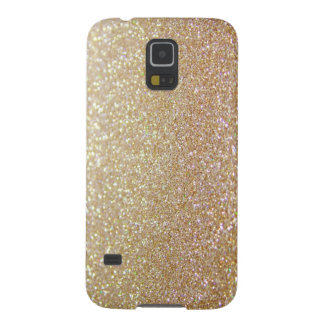 Adorable chic cheerful faux glittery case for galaxy s5