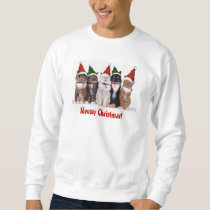 Adorable Christmas Cats! Shirt