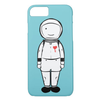 Adorable City Astronaut Phone Case
