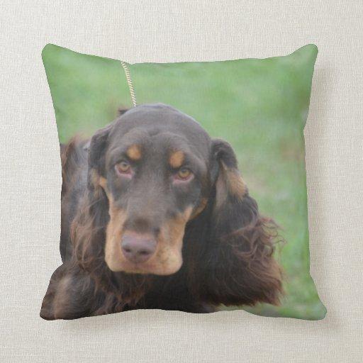 Adorable Cocker Spaniel Throw Pillows