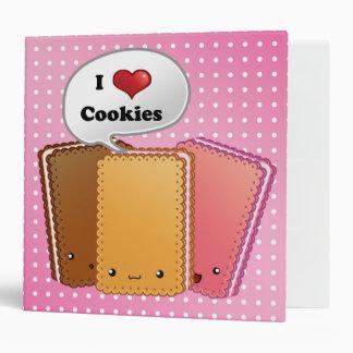 Adorable cookies binders