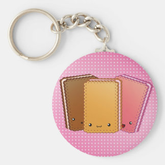 Adorable Cookies Key Chain