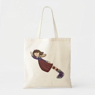 Adorable Country Folk Art Rag Angel Doll Bags
