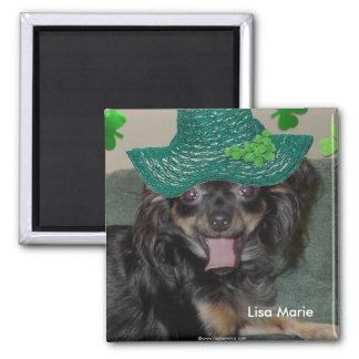 Adorable Cute Lisa Marie Chihuahua Magnet