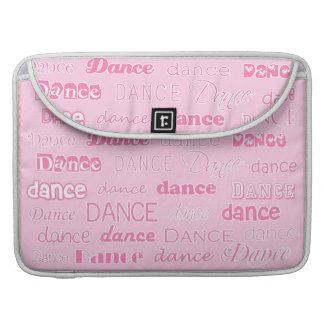 Adorable Dance Macbook Sleeve Case Pink MacBook Pro Sleeve