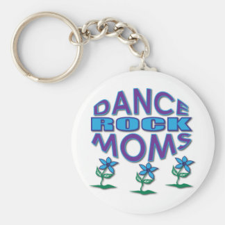 Adorable Dance Moms Rock Gifts Keychain