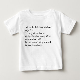 Adorable Definition shirt