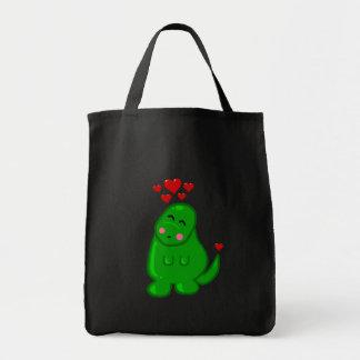 Adorable Dinosaur Tote Bag