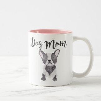 Adorable Dog Mom Coffee Mug
