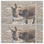 Adorable Donkey Fabric