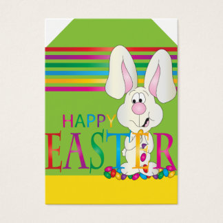 Adorable Easter Bunny Gift Tags