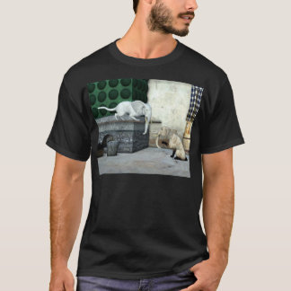 Adorable Elephant Cats T-Shirt