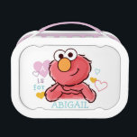 "Adorable Elmo | Add Your Own Name Lunch Box<br><div class=""desc"">Personalize this adorable Elmo graphic by adding your child&#39;s name.  &#169;  2014 Sesame Workshop. www.sesamestreet.org</div>"