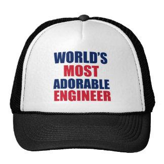 Adorable Engineer Trucker Hat