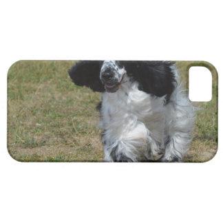 Adorable English Cocker Spaniel iPhone SE/5/5s Case