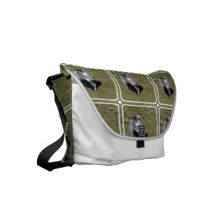 Adorable English Cocker Spaniel Small Messenger Bag