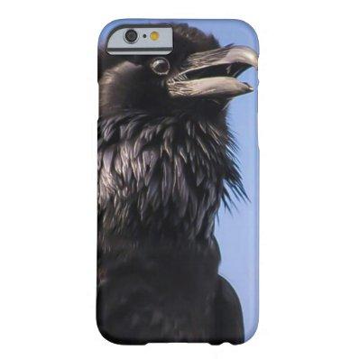 Adorable Expressive Raven Iphone6 plus case