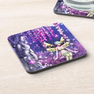Adorable Fairy Coaster