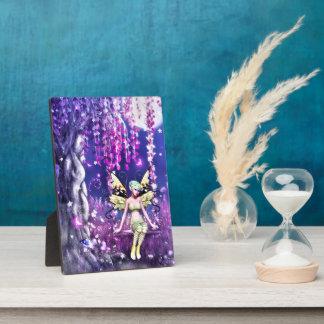 Adorable Fairy Plaque