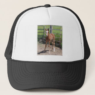 Adorable Filly Trucker Hat
