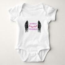 Adorable Foal/Horse Baby Bodysuit