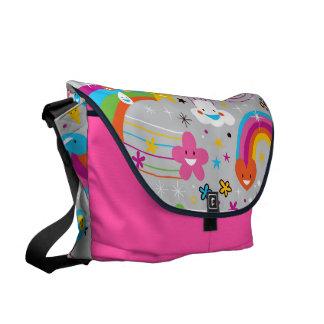Adorable Fun Bright Rainbow Bag