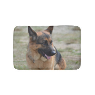 German Shepherd Bathroom Accessories | Zazzle