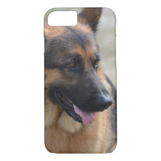 Adorable German Shepherd iPhone 7 Case
