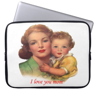 Adorable Gift for Mother's Day Computer Sleeve