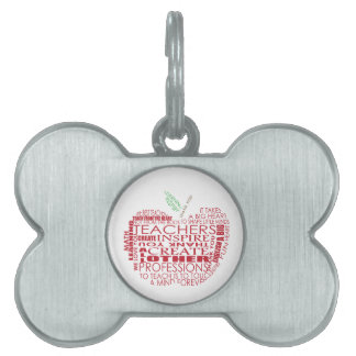 Adorable Gift for Teachers Pet Name Tags
