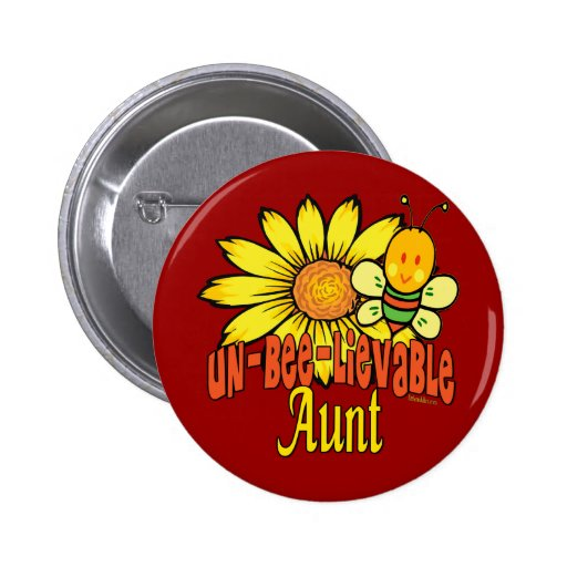 Adorable Gifts For Aunts Button
