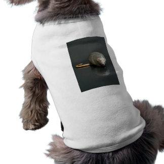 Adorable Grey Rat Dog Tee Shirt