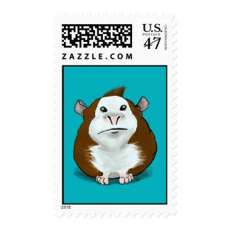 Adorable Guinea Pig Postage