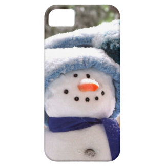 Adorable Handmade Snowman iPhone 5 Case