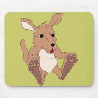 Adorable Kangaroo Mouse Pad
