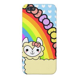 Adorable Kawaii Llama iPhone Case iPhone 5 Cases