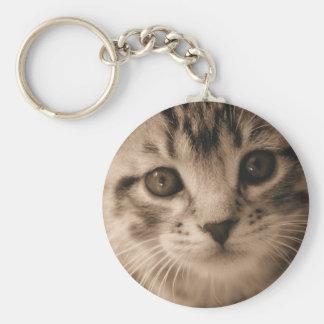 Adorable Kitten Key Chain