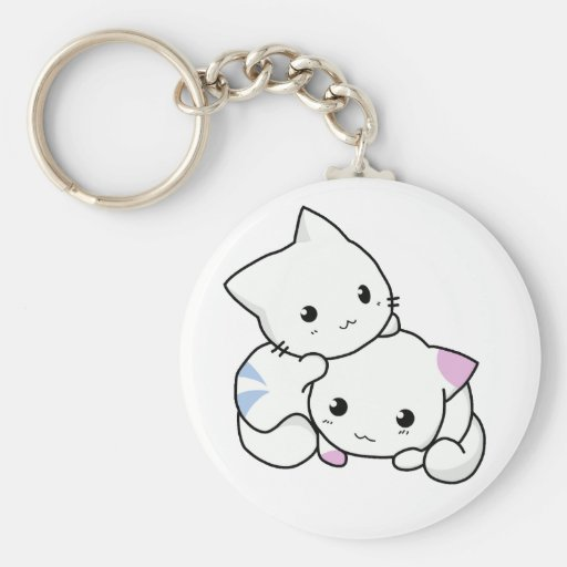 Adorable Kittens Key Chains