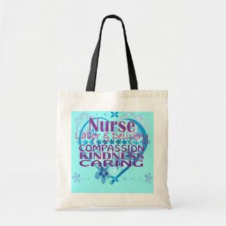 Adorable Labor and Delivery Nurse Bag