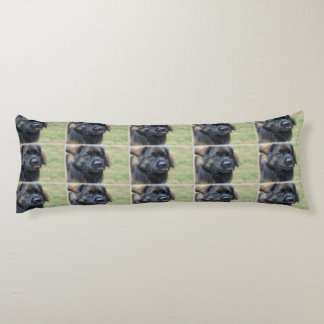Adorable Leonberger Body Pillow