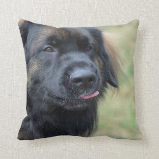Adorable Leonberger Pillow