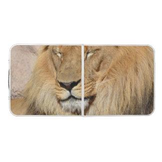 Adorable Lion Pong Table