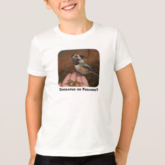 Adorable Little Bird Dog T-shirt for Kids