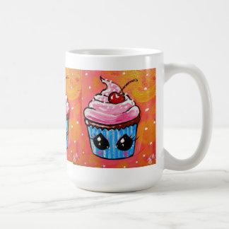 Adorable Little Cherry Cupcake MUG