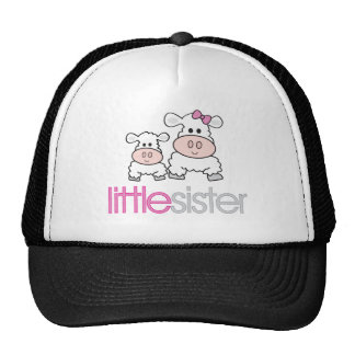 Adorable Little Sister Sheep T-shirt Mesh Hats