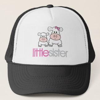 Adorable Little Sister Sheep T-shirt Trucker Hat